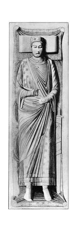 Effigy of King Henry II, 12th Century