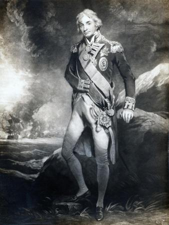 Horatio Nelson, 1st Viscount Nelson, English Naval Commander, 19th Century