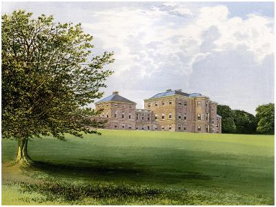 Mersham-Le-Hatch, Kent, Home of Baronet Knatchbull, C1880