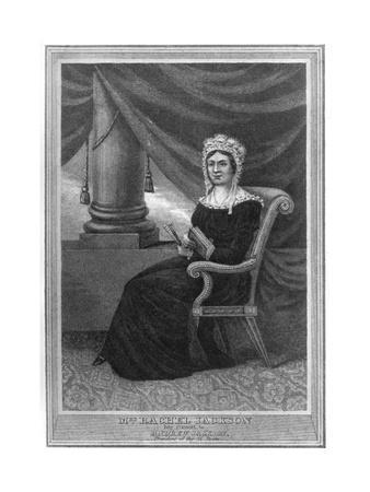 Rachel Jackson (1767-182), First Lady, 19th Century