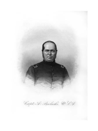 Captain Alexander Bielaski, American Soldier