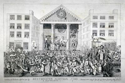 Westminster Election, 1780