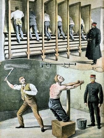 British Prison Life, 1907