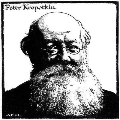 Peter Kropotkin, Russian Anarchist, C1920