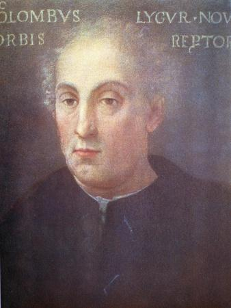 Christopher Columbus, Genoese Navigator and Explorer