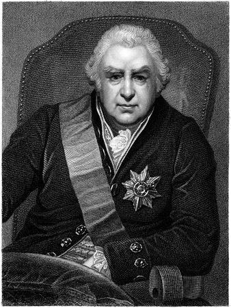 Joseph Banks (1743-182), English Botanist and Plant Collector