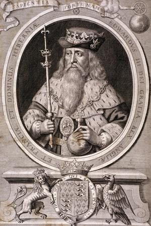 Edward III, King of England, C1370