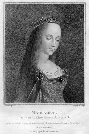 Margaret of Anjou, Queen Consort of Henry VI