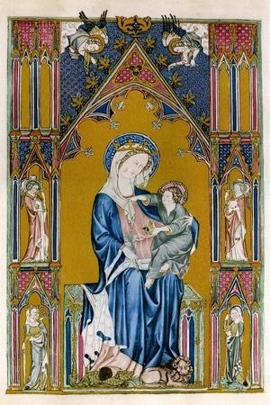 Virgin and Child, Early 14th Century