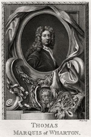 Thomas, Marquis of Wharton, 1777