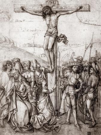 Christ on the Cross, C1480