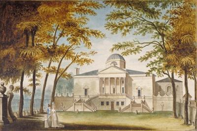Chiswick House, Chiswick, Hounslow, London, C1810