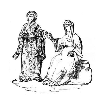 Anglo-Saxon Costume