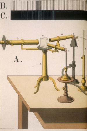 Spectroscope, 1882
