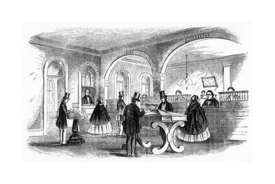 Morse Telegraphy, Cincinnati, Ohio, USA, 1859