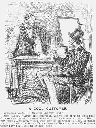 A Cool Customer, 1871