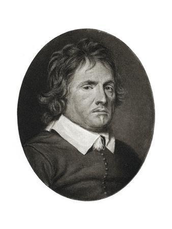 John Pym, English Parliamentarian, 17th Century
