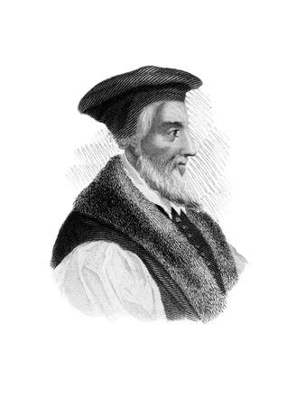 Hugh Latimer, Protestant Martyr