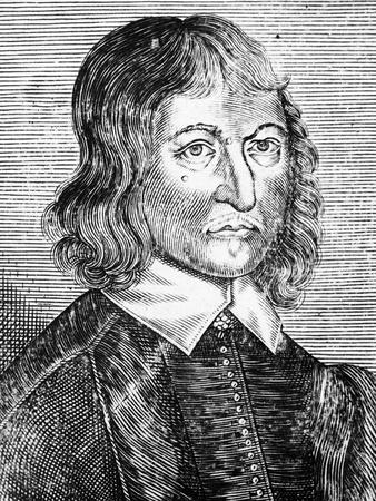 William Lilly (1602-168), English Astrologer, 1673