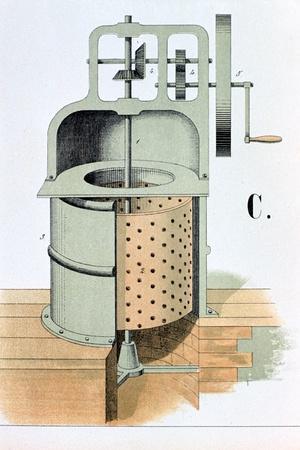 Centrifuge, 1882