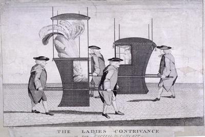 The Ladies Contrivance, 1777