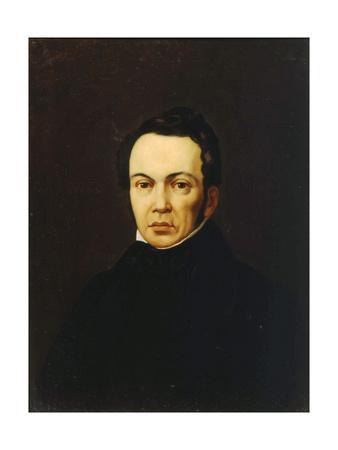 Portrait of the Author, Orientalist and Journalist Osip Senkovsky (1800-185), 1830S