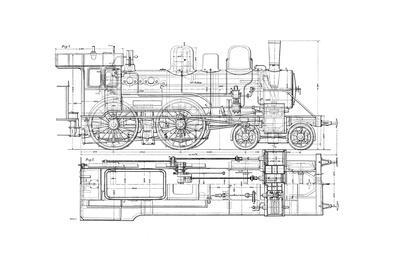 Example of Mechanical Drawing, 1901
