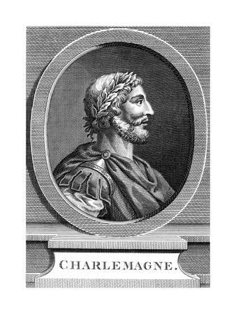 Charlemagne, King of the Franks