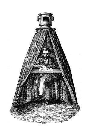 Camera Obscura, 1855