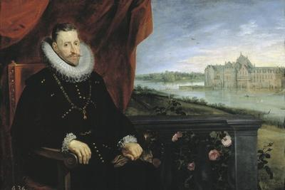 Portrait of Archduke Albert of Austria (1559?162), Governor of the Spanish Netherlands, C. 1615