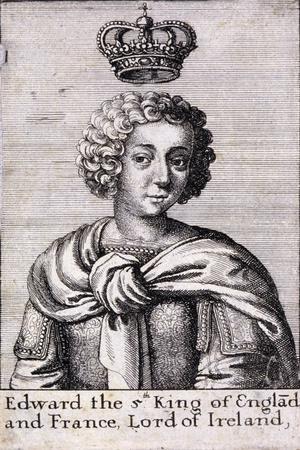 Edward V, King of England, C1485