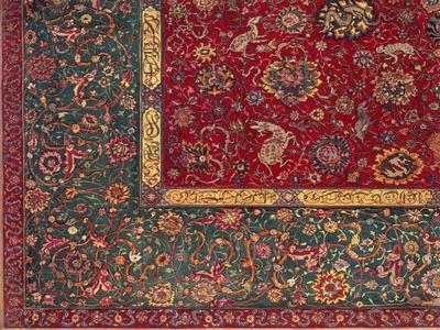 Persian Carpet, C1550