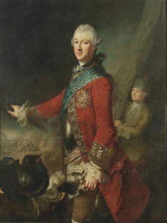 Portrait of Michal Kazimierz Oginski, Grand Hetman of Lithuania, C. 1755