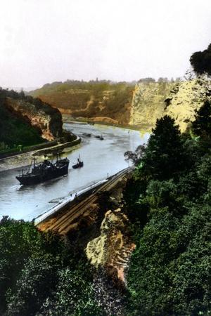Avon Gorge, Bristol, 1926