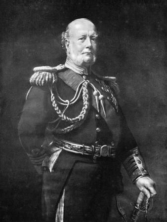Sir Frederick William Richards, (1833-191), Admiral of the Fleet, 1901