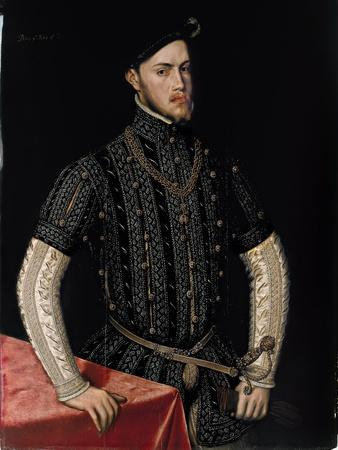 Portrait of Philip II (1527-159), King of Spain and Portugal, C. 1550