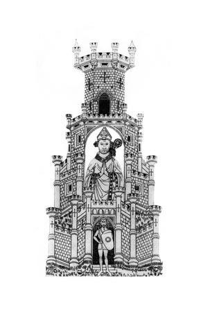 Robert Wyville, the Bishop of Salisbury and His Champion