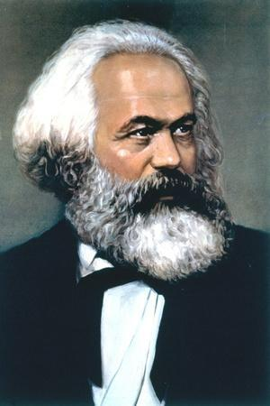 Karl Marx, German Social, Political and Economic Theorist