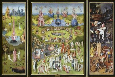 The Garden of Earthly Delights, 1500S