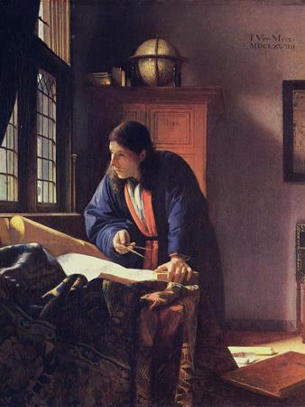 The Geographer, 1668-1669