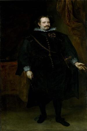 Diego Felipe De Guzmán, Marquis of Leganés, Ca 1634