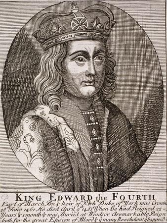 Edward IV, King of England, C1467