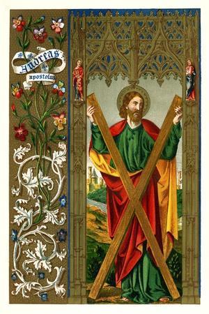 St Andrew the Apostle, 1886