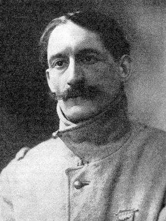 Henri Barbusse, Author of Anti-War Novels, 1923