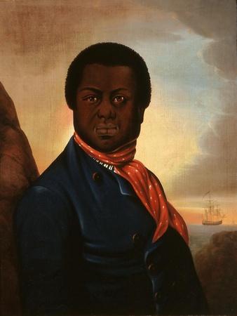 Portrait of a Black Sailor, C. 1880