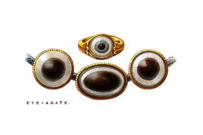 Eye-Agate, 1923