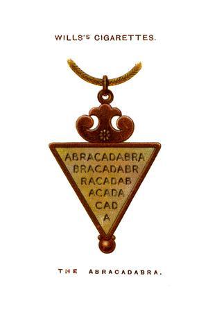 The Abracadabra, 1923