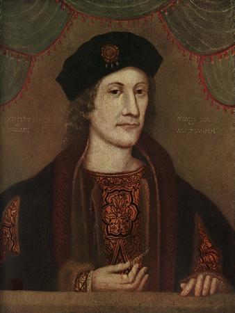 Herbert of Raglan, (Charles of Somerset, Baro), Aged 30, A.D 1505, 20th Century