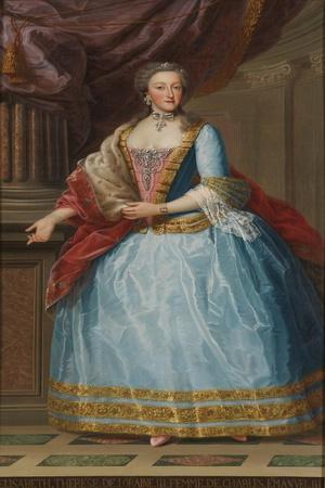 Elisabeth Therese of Lorraine (1711-174), Queen of Sardinia