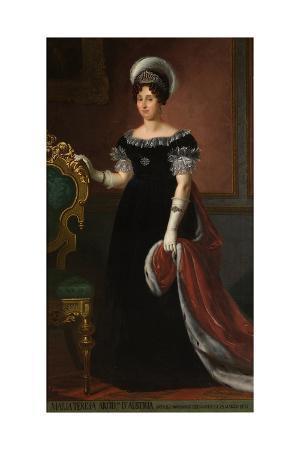 Maria Theresa of Austria-Este (1773-183), Queen of Sardinia